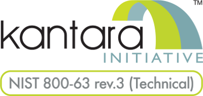Kantara Initiative 800-63 rev3 Technical