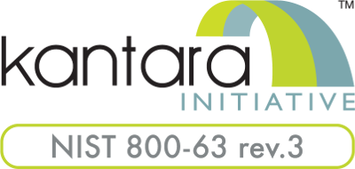 Kantara Initiative 800-63 rev3